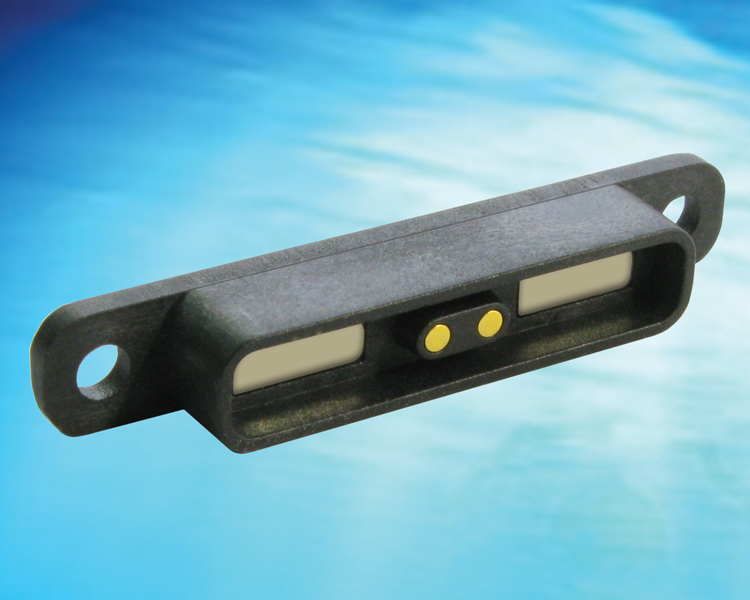 Magnetic Connector offers sleek looks, excellent connectivity, easy mating, and ingress protection